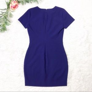 Likely Dresses - REVOLVE Likely Purple Manhattan Short Sleeve Dress